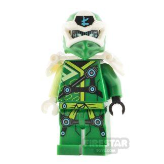 Product shot LEGO Ninjago Minifigure Digi Lloyd