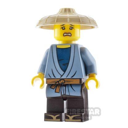 Product shot LEGO Ninjago Minifigure Pat