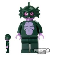 Product shot LEGO Scooby-Doo Figure - Swamp Monster / Mr. Brown