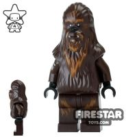 Product shot LEGO Star Wars Mini Figure - Wullffwarro
