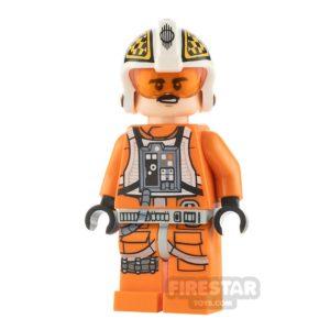 Product shot LEGO Star Wars Minifigure Biggs Darklighter