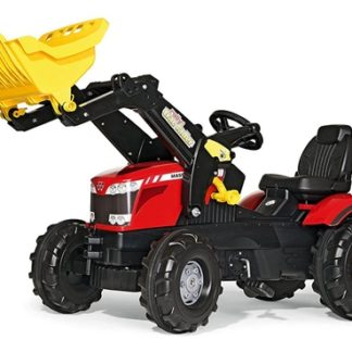 Rolly Toys Farmtrac Massey Ferguson 8650 child's ride on tractor