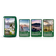 Top Trumps Card Game - The Lakes Edition