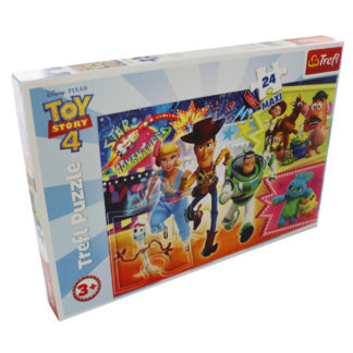 Product shot Toy Story 4 24 Piece Maxi Jigsaw Puzzle