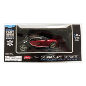 1:24 Signature Series Full Function Bugatti Remote Control Toy Car