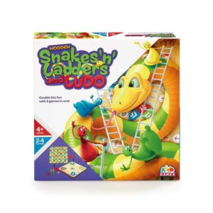 """Addo Games Wooden Snakes"