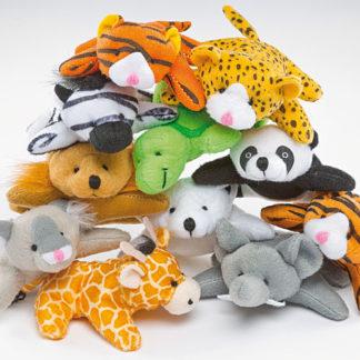 Animal Soft Toys - 10 soft