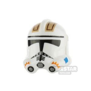 Product shot Arealight - CDY Trooper Helmet - White