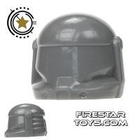 Product shot Arealight - Commando Helmet - Gray