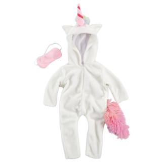 B Friends Deluxe Cute Unicorn All-In-One Outfit