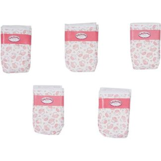 Baby Annabell Nappies - 5 Pack