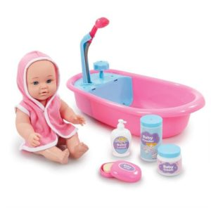 Be My Baby Bathtime Playset