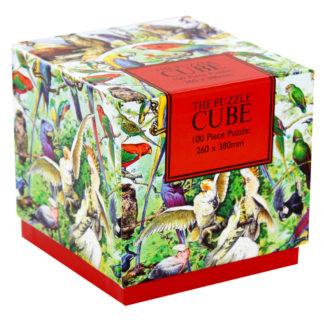 Product shot Birds 100 Piece Jigsaw Puzzle