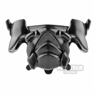 Product shot BrickWarriors - Android Armour - Black