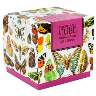Product shot Butterflies 100 Piece Jigsaw Puzzle