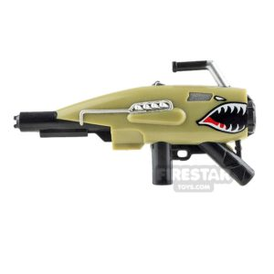 Product shot Clone Army Customs Overmold Rocket Launcher Warthog