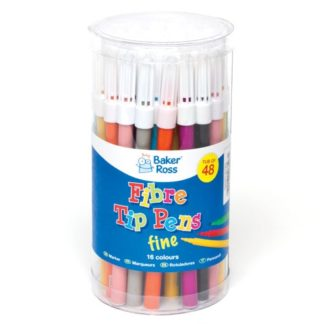 Colouring Pens -48Felt TipPens for drawing