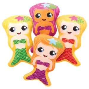 Cuddly Mermaids (Pack of 4)