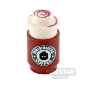 Product shot Custom Design - Brikbucks Christmas Coffee