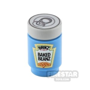 Product shot Custom Design - Brikz Baked Beans