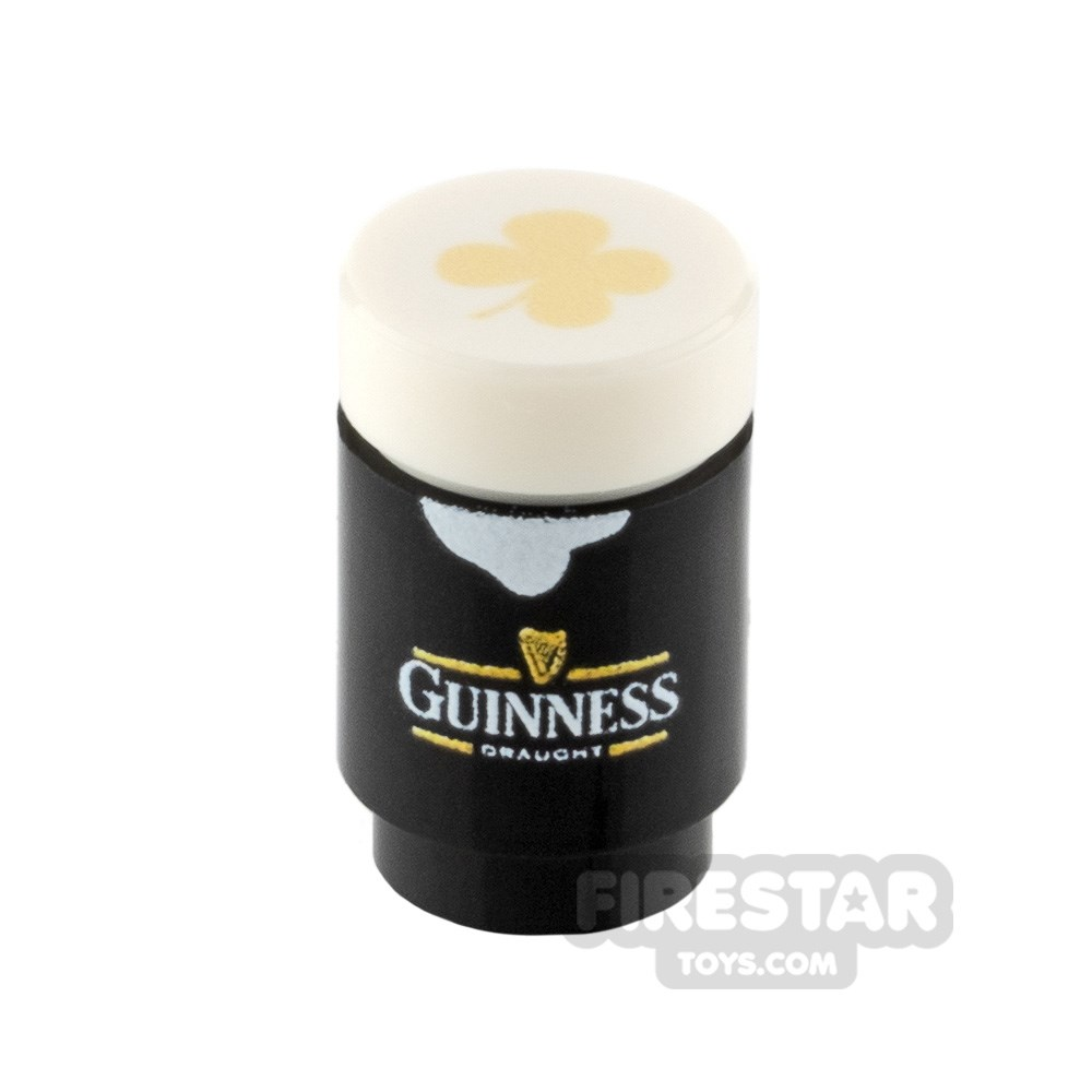 Product shot Custom Design - Guinness