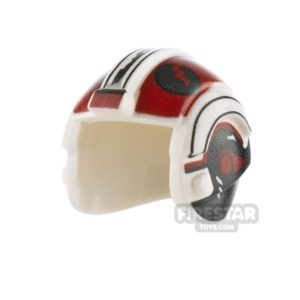 Product shot Custom Design Headgear SW Rebel Pilot Helmet Torge Gommer