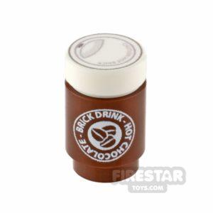 Product shot Custom Design - Hot Chocolate