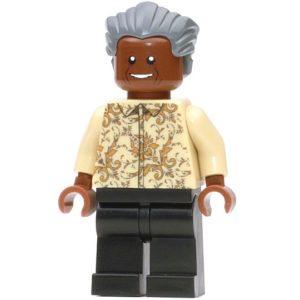 Product shot Custom Design Mini Figure - Nelson Mandela/ Madiba