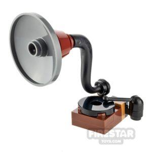 Product shot Custom Mini Set Mini Gramophone