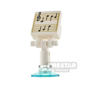 Product shot Custom Mini Set Mini Music Stand