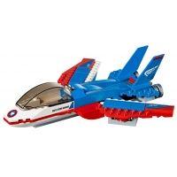 Product shot Custom Mini Set - Super Heroes - Captain America's Jet