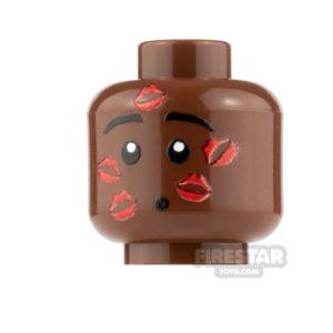 Product shot Custom Minifigure Heads Kissa-nova