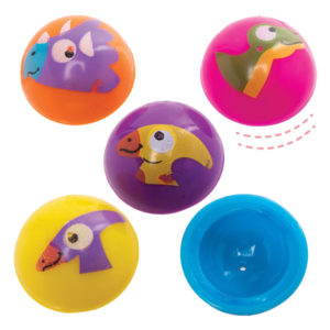 Dinosaur Jumping Poppers (Pack of 12)