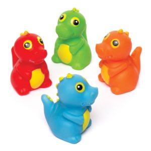 Dinosaur Water Squirters (Pack of 8)