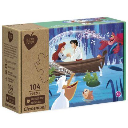 Product shot Disney Princess Eco-Friendly 104 Piece Jigsaw Puzzle