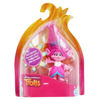 Product shot Dreamworks Trolls Toy Figure - Poppy