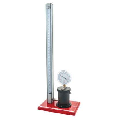 Eisco PH0150A - Boyle's Law Apparatus - Height 685mm