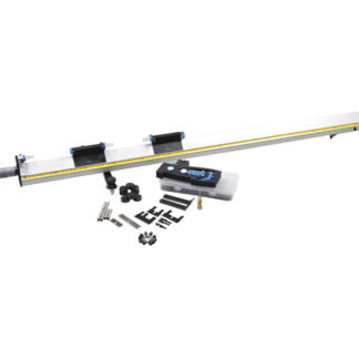 Eisco PH0362A - Linear Air Track Kit with Accessories - 1620 x 180...