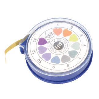 Eisco pH Indicator Paper Dispenser Range 1 to 14