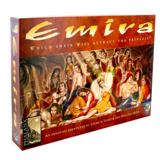 Product shot Emira Strategy Board Game