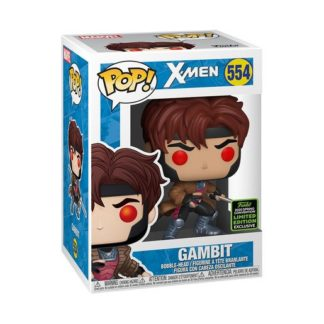 Funko Pop! Marvel: X-Men - Gambit (Bobble-Head)