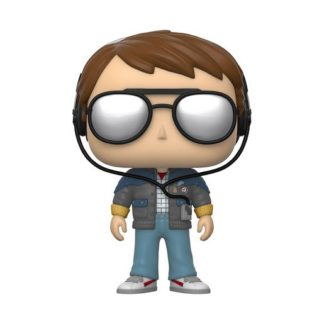 Funko Pop! Movies: Back To The Future - Marty With Glasses