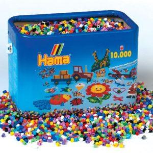 Hama Beads Bucket - 10