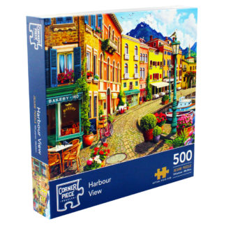 Product shot Harbour View 500 Piece Jigsaw Puzzle