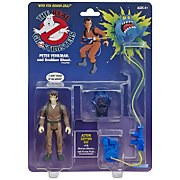 Hasbro Ghostbusters Kenner Classics Peter Venkman and Grabber Ghost Retro Action Figure