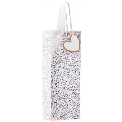 Product shot Heart Bottle Bag