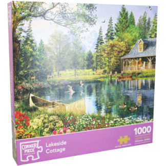 Product shot Jcpi 1000Pc Lakeside Cottage