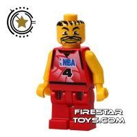 Product shot LEGO Basketball Player 4