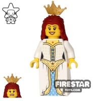 Product shot LEGO Castle - Kingdoms - Lion Princess