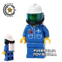 Product shot LEGO City Mini Figure - Airport Engineer